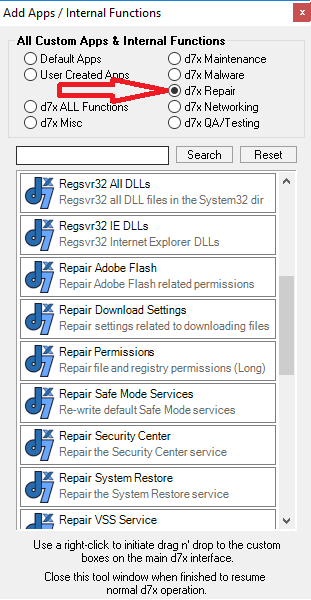 d7x Repairs – d7xTech com (formerly Foolish IT)