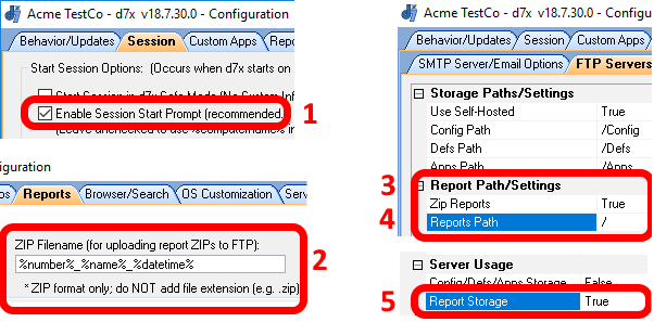 d7x config usage with pc repair tracker d7xtech com formerly