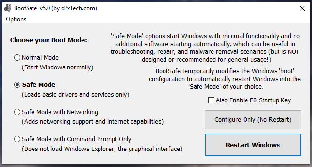 BootSafe – d7xTech com (formerly Foolish IT)